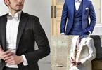 ドレスコードセミフォーマル男性の服装